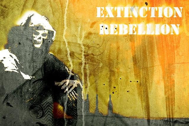 Utrotningsrebellerna får gärna självsanera! 14