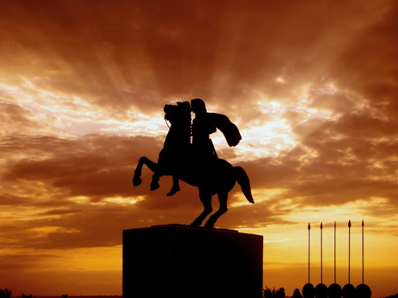 Alexanderhugget - Ett råd i all välmening till er som aspirerar på makten i Konungariket Sverige 4