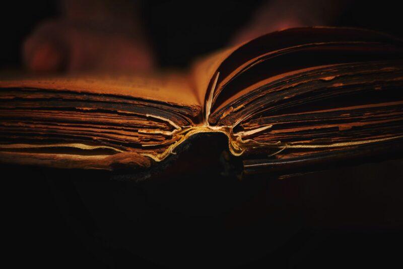 Värdet i att läsa gamla böcker 13