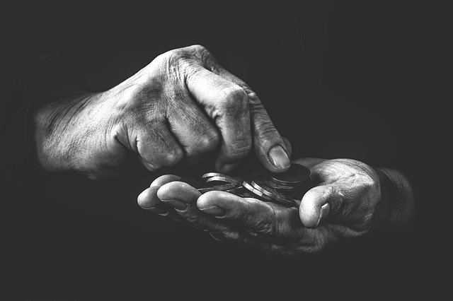 Poverty Black And White Emotion Hdr  - Frantisek_Krejci / Pixabay