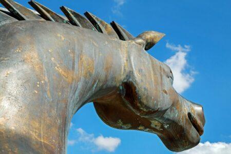 Den trojanska hästen kallad meritokrati 1
