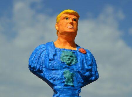 Exit Emperor Trump 1
