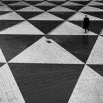Black And White Shapes Black White  - Photos_kast / Pixabay