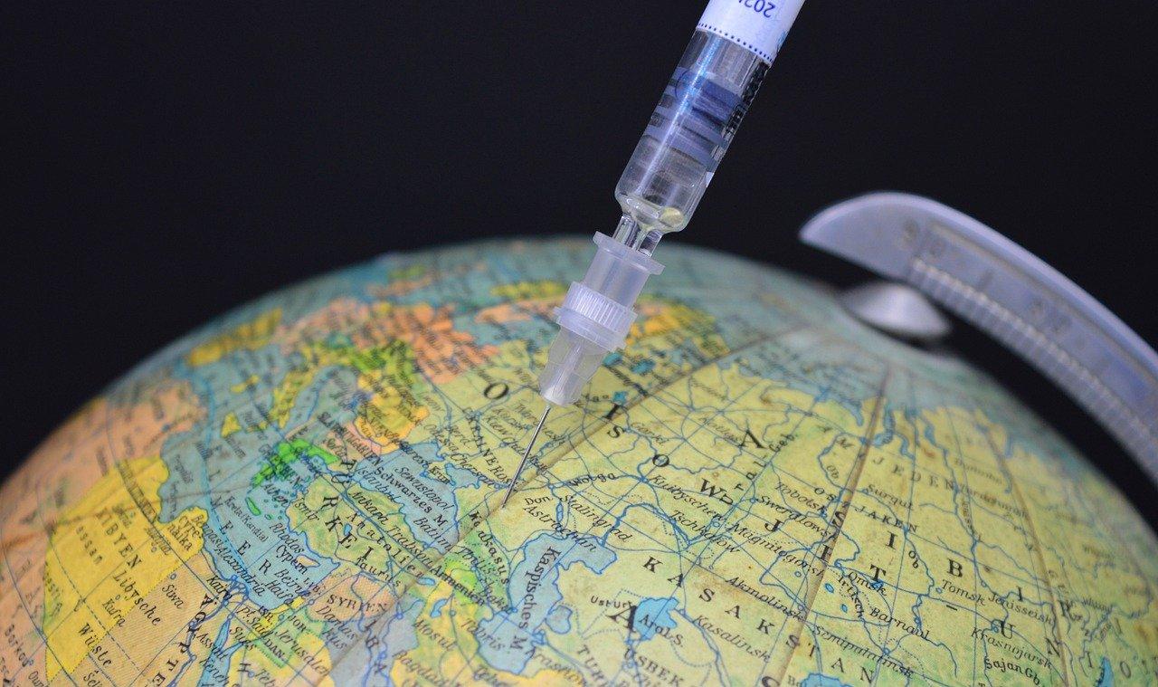 Virus, Vaccinationer och Sjukvård 7