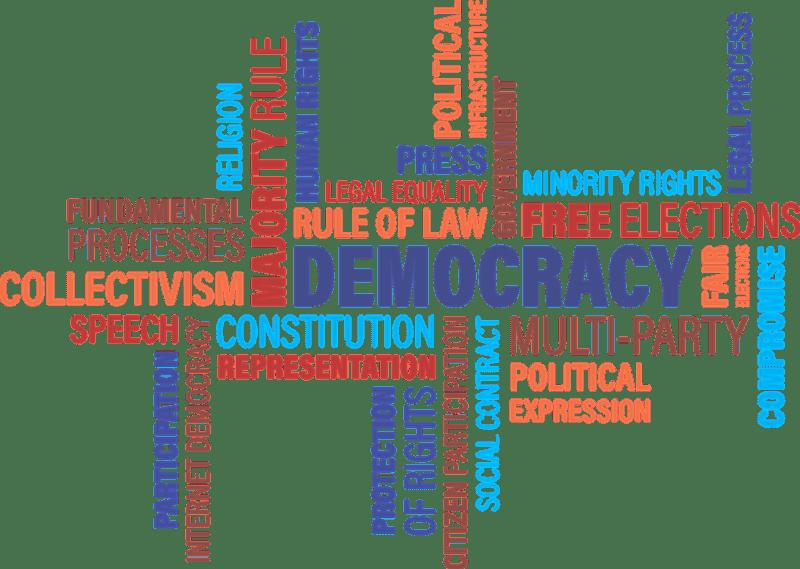 Demokrati eller majoritetens diktatur? 10