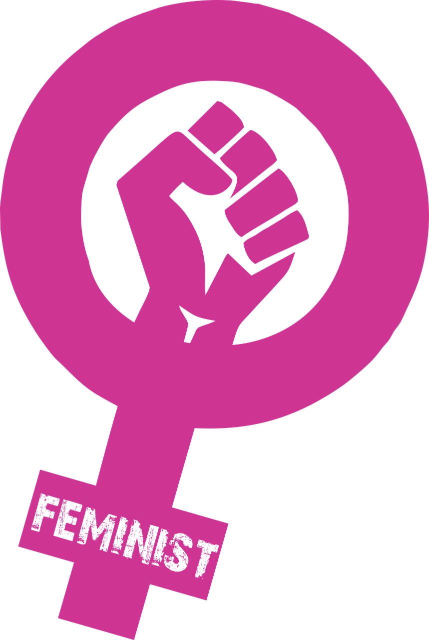 Feminist Feminism Woman S Rights  - b0red / Pixabay
