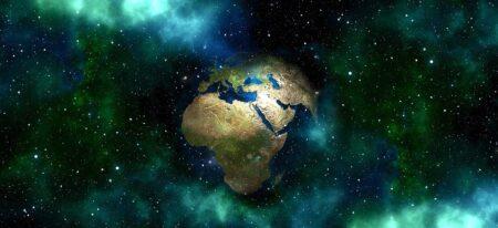 Galaxy Earth Stars Planet Space - geralt / Pixabay