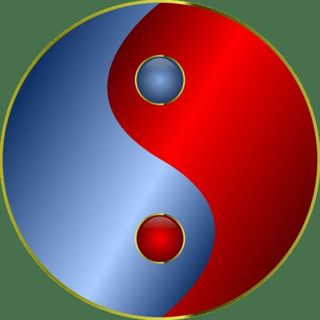 Yin Yang Yin Yang Symbol Balance  - Peter-Lomas / Pixabay